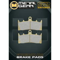Brake Pads Sintered S2 Front L or R
