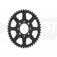 Sprocket Rear 420-45T Steel