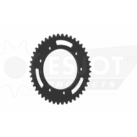 Sprocket Rear 420-44T Steel