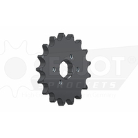Sprocket Front 17T for #428 Chain