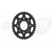Sprocket Rear 428-43T Steel