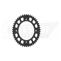 Sprocket Rear Steel Lightweight 46T for #428 Chain