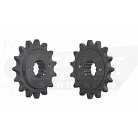 Sprocket Front 525-15T Steel