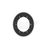 Sprocket Rear 520-49T Steel