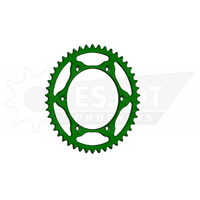 Sprocket Rear Steel Lightweight 46T for #520 Chain