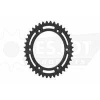Sprocket Rear 520-40T Steel
