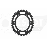 Sprocket Rear 520-44T Steel