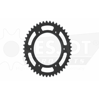 Sprocket Rear 520-45T Steel