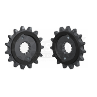 Sprocket Front 530-15T Steel