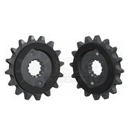 Sprocket Front 530-16T Steel