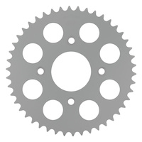 Sprocket Rear 420-46T Alloy