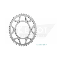 Sprocket Rear 520-40T Alloy