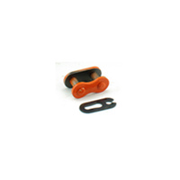 HRT Heavy Duty Chain 520 / Clip Link Orange