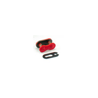Esjot Chain Clip Link 520 HRT Heavy Duty Red