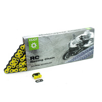 Esjot Chain 520 HRT Heavy Duty Yellow