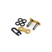 DID Chain Clip Link 520 VX2 X-Ring Gold