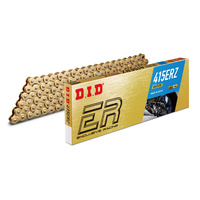 DID Chain 415 ERZ Race Non-Sealed Gold - 120 Links