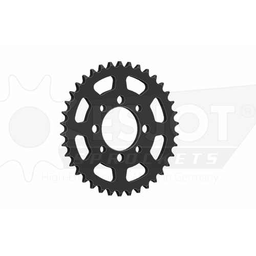 Sprocket Rear 428-38T Steel