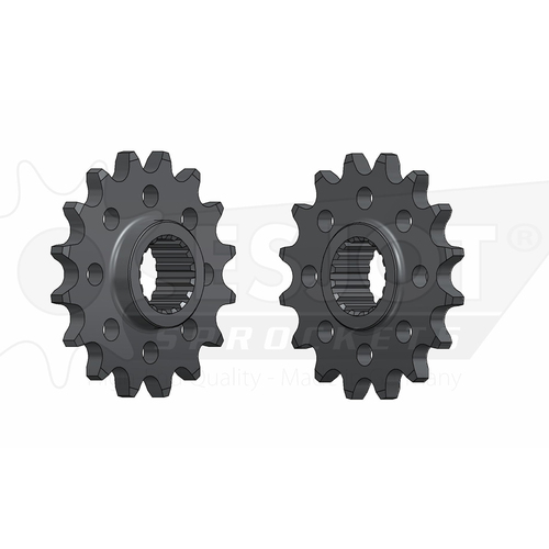Sprocket Front 525-16T SP Steel