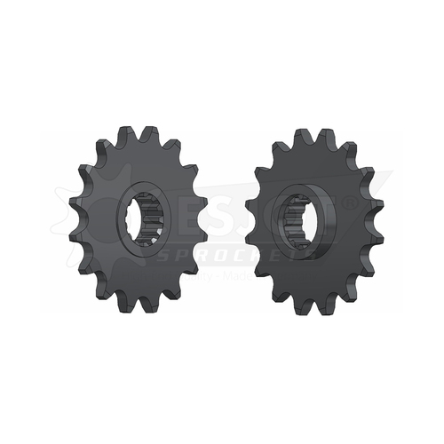 Sprocket Front 520-16T Steel