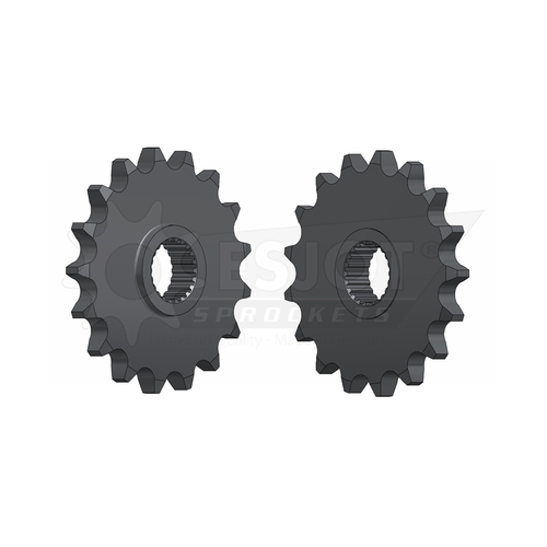 Sprocket Front 530-17T Steel